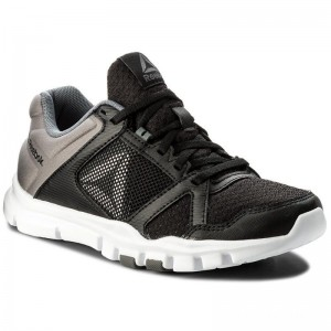 Reebok Chaussures Yourflex Train 10 Mt BS9884 Black/White/Alloy