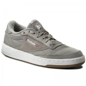 Reebok Chaussures Club C 85 Estl CM8794 Powder Brey/Wht/Wshd Blue