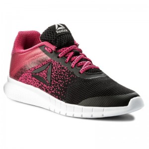 Black Friday 2020 | Reebok Chaussures Instalite Run CN0848 Black/Overtly Pink/Wht