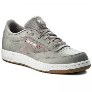Reebok Chaussures Club C 85 Estl CN1200 Powder Grey/White/Blue