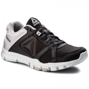 Reebok Chaussures Yourflex Trainette 10 Mt CN1250 Smoky Volcano/Quartz/Wht