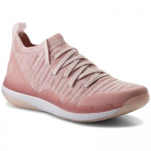 Black Friday 2020 | Reebok Chaussures Ultra Circuit Tr Ultk Lm CN5952 Chalk Pink/Pale Pink/Wht