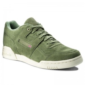 Reebok Chaussures Workout Plus Mcc CM9304 Manila/Chalk