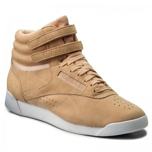 Black Friday 2020 | Reebok Chaussures F/S Hi Nbk CN0605 Desert/White