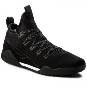 Reebok Chaussures Combat Noble Trainer CN0744 Black/White
