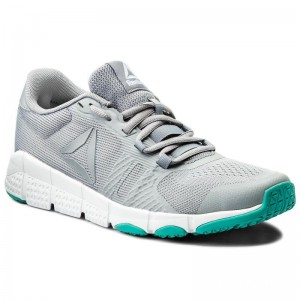 Reebok Chaussures Trainflex 2.0 CN0948 Shadow/Wht/Teal/Opal