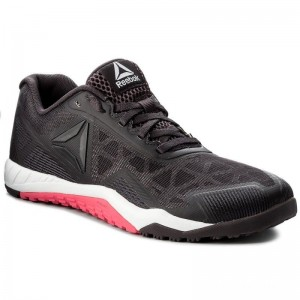 Reebok Chaussures Ros Workout Tr 2.0 CN0972 Smoky Volcano/White/Pink