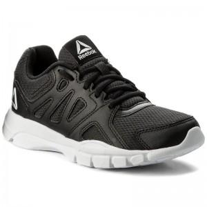 Reebok Chaussures Trainfusion Nine 3.0 BS9987 Black/White/Silver