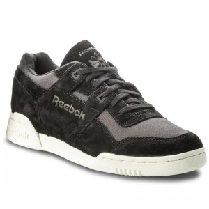 Black Friday 2020 | Reebok Chaussures Workout Plus Nt BS9705 Black/Coal/Chalk