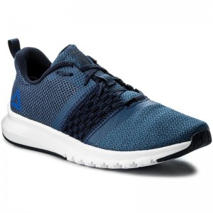 Black Friday 2020 | Reebok Chaussures Print Lite Rush CM8788 Blue/Navy/White
