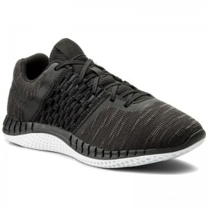 Reebok Chaussures Print Run Dist CN0411 Black/Alloy/White