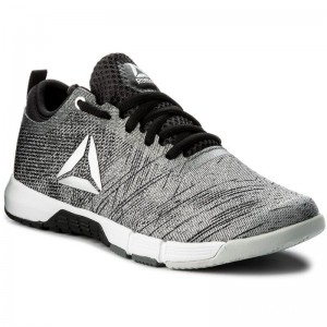 Reebok Chaussures Speed Her Tr CN0996 Alloy/Blk/Wht/Skull Grey