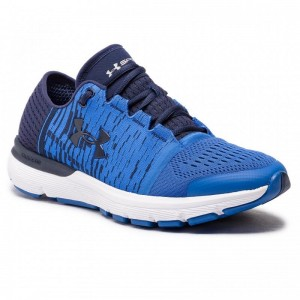 Black Friday 2020 | Under Armour Chaussures Ua Speedform Gemini 3 Gr 1298535-400 Mdn/Ubl/Mdn