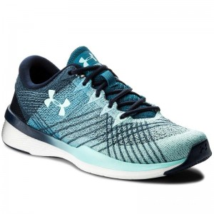 Black Friday 2020 | Under Armour Chaussures Ua W Threadborne Push Tr 1296206-410 Mdn/Byu/Bif
