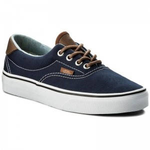 Black Friday 2020 | Vans Tennis Era 59 VA38FSQ6Z (C&L) Dress Blues/Acid De