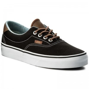 [Vente] Vans Tennis Era 59 VA38FSQK3 (C&L) Black/Acid Denim