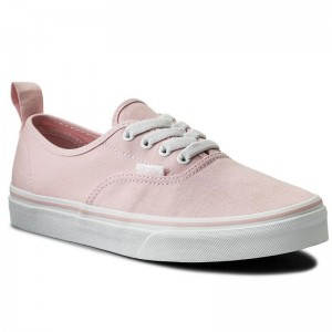 Black Friday 2020 | Vans Tennis Authentic Elastic VN0A38H4Q1C Chalk Pink/True White