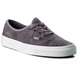 Vans Tennis Authentic VN0A38EMQ8S (Hairy Suede) Purple Sage
