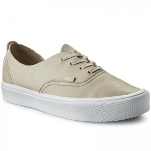 Vans Tennis Authentic Decon VN0A38ERONP (Leather) Birch