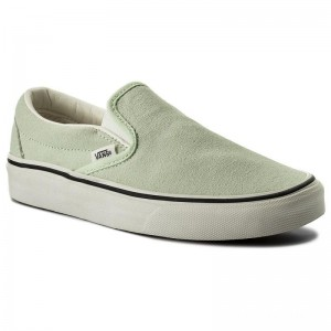 Black Friday 2020 | Vans Tennis Classic Slip-On VN0A38F7QE4 (Suede) Ambrosia/True Whi