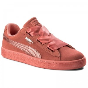 Black Friday 2020 | Puma Sneakers Suede Heart SNK Jr 364918 05 Shell Pink/Shell Pink