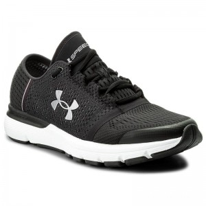 Black Friday 2020 | Under Armour Chaussures Ua Speedform Gemini Vent 3020661-001 Blk
