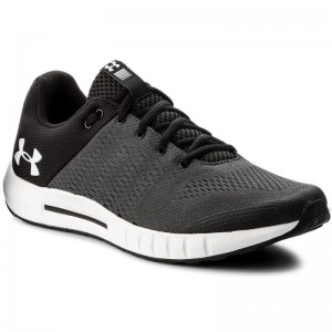 Black Friday 2020 | Under Armour Chaussures Ua Micro G Pursuit 3000011-102 Gry