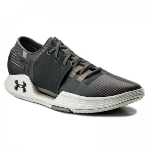 Black Friday 2020 | Under Armour Chaussures Ua Speedform Amp 2.0 1295773-101 Gry