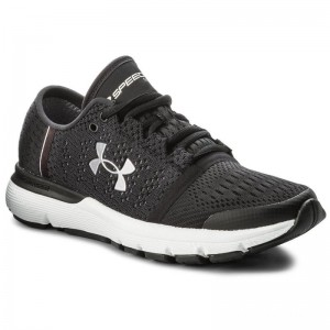 Under Armour Chaussures Ua W Speedform Gemini Vent 3020663-002 Blk