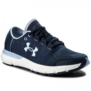 Under Armour Chaussures Ua W Speedform Gemini Vent 3020663-400 Nvy