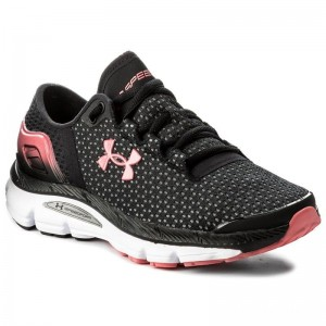 Black Friday 2020 | Under Armour Chaussures Ua W Speedform Intake 2 3000290-001 Blk