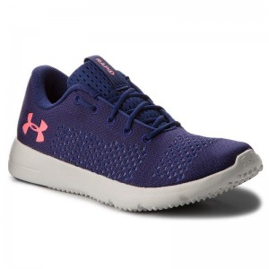 Black Friday 2020 | Under Armour Chaussures Ua W Rapid 1297452-401 Blu
