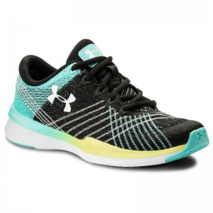 Under Armour Chaussures Ua W Threadborne Push Tr 1296206-003 Blk/Tro/Wht