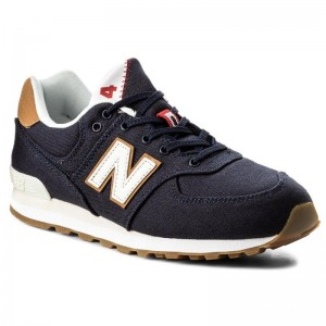 New Balance Sneakers  GC574T1 Bleu marine