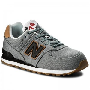 New Balance Sneakers GC574T2 Gris