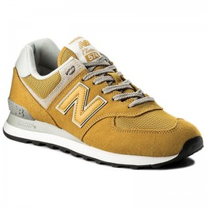 New Balance Sneakers ML574EYW Jaune