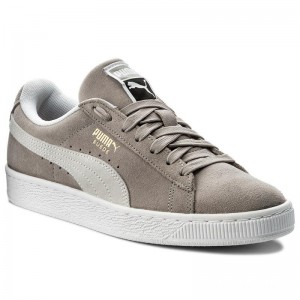 Black Friday 2020 | Puma Sneakers Suede Classic 365347 01 Ash/Puma White