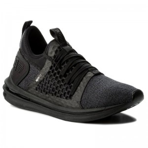 Puma Chaussures Ignite Limitless Sr Netfit 190962 01 Black