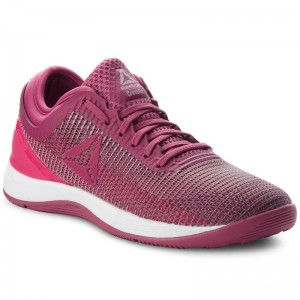 Black Friday 2020 | Reebok Chaussures R Crossfit Nano 8.0 CN2978 Berry/Pink/White/Lilac