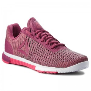 Reebok Chaussures Speed Tr Flexweave CN5507 Twisted Berry/Pink/Wht