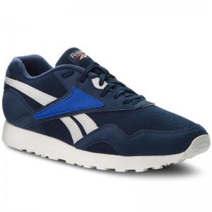 Black Friday 2020 | Reebok Chaussures Rapide Mu CN5909 Navy/Skull Grey/Blu/Chalk