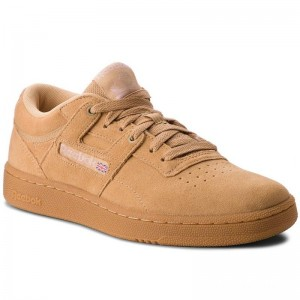 Reebok Chaussures Club Workout Mu CN3863 Beige/Baby Skin/Gum