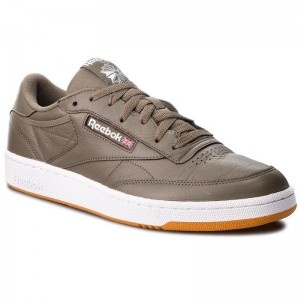 Reebok Chaussures Club C 85 Mu CN5776 Terrain Grey/White/Gum