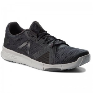 Reebok Chaussures Flexile CN1024 Coal/Blk/Alloy/Skull Grey