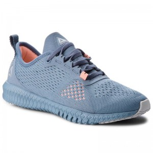 Reebok Buty Flexagon CN2604 Blue/Grey/Pink