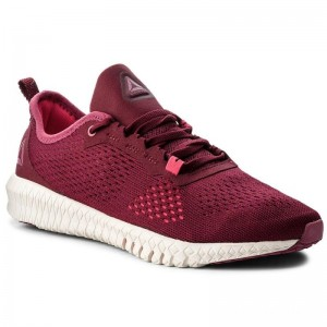 Reebok Chaussures Flexagon CN2608 Wine/Berry/Pnk/Chalk