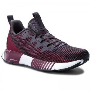 Black Friday 2020 | Reebok Chaussures Fusion Flexweave CN2857 Vlcno/Berry/Wine/Coal/Wht