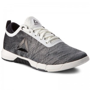 Black Friday 2020 | Reebok Chaussures Speed Her Tr CN4860 Chalk/Black/Ash Grey