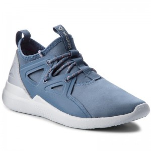 Black Friday 2020 | Reebok Chaussures Cardio Motion CN4865 Blue/Grey/White/Pink
