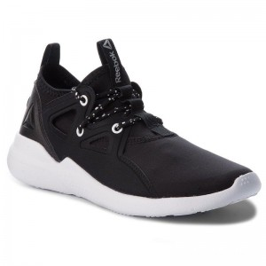 Black Friday 2020 | Reebok Chaussures Cardio Motion CN4866 Black/White/Silver Met